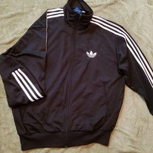 Men's Adidas Track Jacket Large